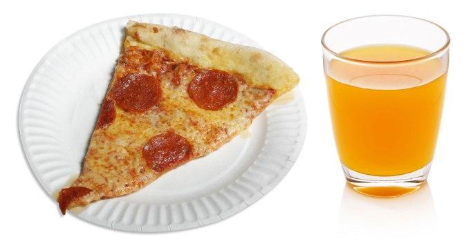 Pizza-OJ
